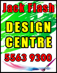 Jack Flash Designs Centre