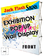 POP UP SHOP, POP UP WALL, Exhibition, Tradeshow
